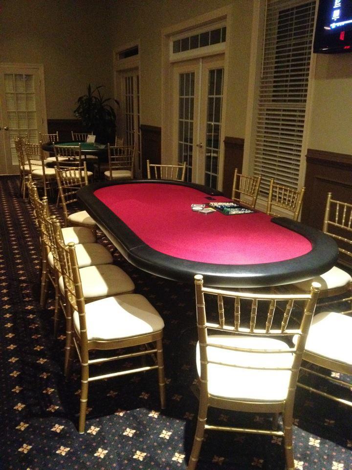 96 Inch Poker